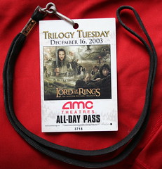 Trilogy Tuesday Lanyard and Pass