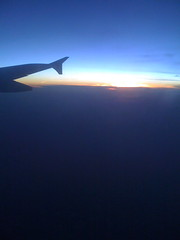 Rising Sun, over Singapore