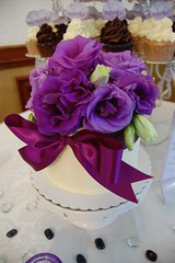 Rick & Kaye's Deep Purple Wedding