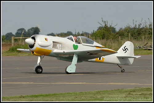 Warbird picture - FW 190 replica