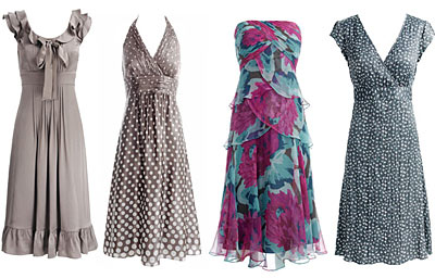 Dresses from Monsoon