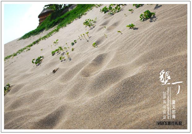 【墾丁景點】來渡假吧~墾丁夏都飯店海灘實景11