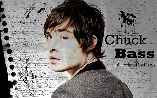 chuck bass wallpaper. Chuck bass the orignal bad boy