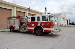 PIERCE  P22  ENGINE 11 (FF Shoji2) Tags: fire engine okinawa usaf fd pumper