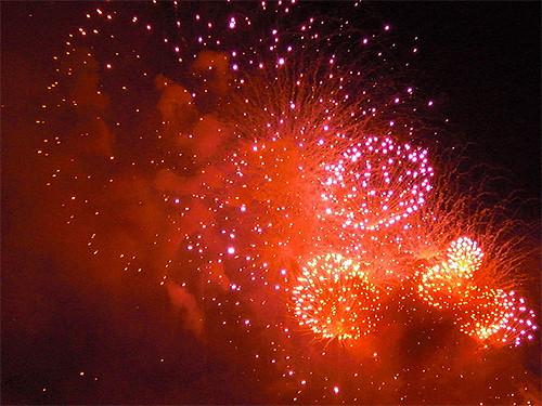 Pyromusikale 2009 in Berlin - www.pyromusikale.de