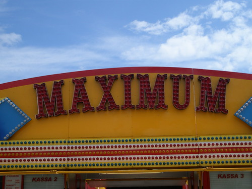 Maximum by lindaaslund, on Flickr