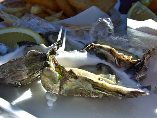 Birthday oysters - Batemans Bay