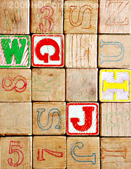 (hd connelly) Tags: wood stilllife typography hdconnelly letters blocks alphabet