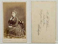 Unknown lady, by Mrs Williams, Wolverhampton (whatsthatpicture) Tags: woman williams mrs publicdomain wolverhampton gallery2flickr mrswilliams