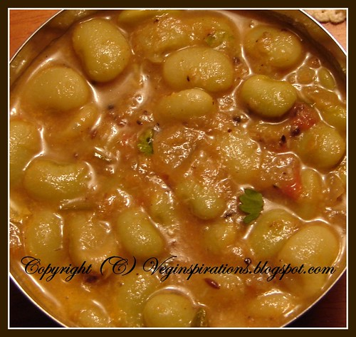 Lima bean curry 3
