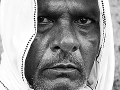 Silence Speaks (Hameediii) Tags: portrait blackandwhite blueribbonwinner supershot fpg flickrsbest mywinners ysplix theunforgettablepictures artofimages bestportraitsaoi elitegalleryaoi