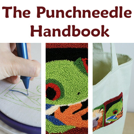 Ebook Review: The Punchneedle Handbook