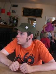 Jeremy (Leonard Chien) Tags: holland amsterdam restaurant thenetherlands globalvoices  gv    jeremyclarke