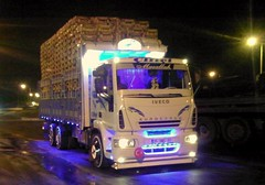 IVECO EUROCARGO (TRUCKWORLD) Tags: truck makin shqiperia kamion shqipe