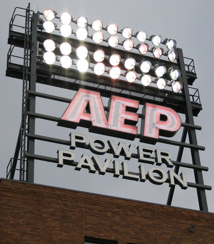 columbus ohio aep clippers minorleague huntingtonpark americanelectricpower