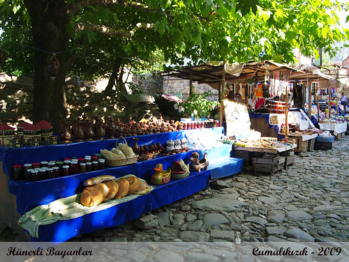 Bursa - Cumalıkızık Gezisi