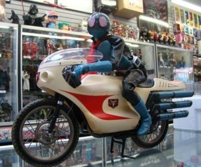Kamen Rider @ Heroes Club