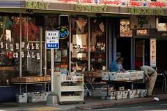 West Seattle: Sidewalk Sale
