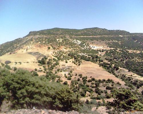 Beni Znassen  إيجْذايَنْ بوزعبل جبال بني يزناسن