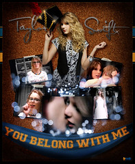 Taylor Swift - You Belong With Me (FrankyI'm Back) Tags: