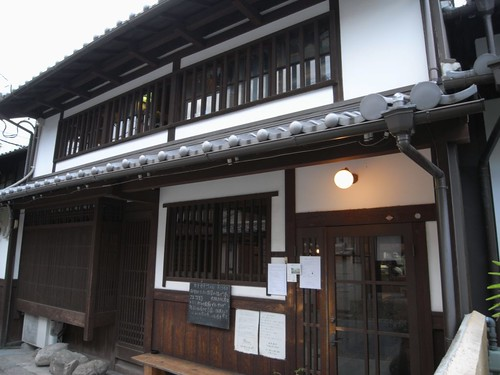 カフェ『カナカナ』@奈良町-01