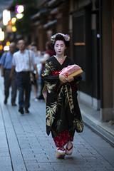 Hassaku '09 suppl.8 (Onihide) Tags: japan kyoto maiko geiko 2009  hassaku apprenticegeisha gionkobu kagai  takahina  onihide