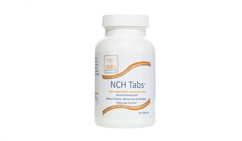 NCH Tabs - Natural Cleansing Herb