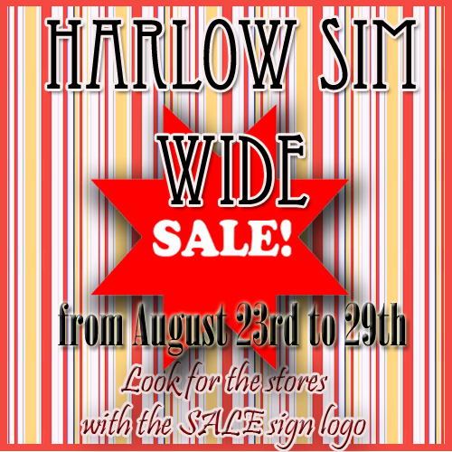 Harlow Sim Wide SALE!