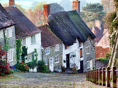 shaftsbury dorset goldhill (*LINNY *) Tags: