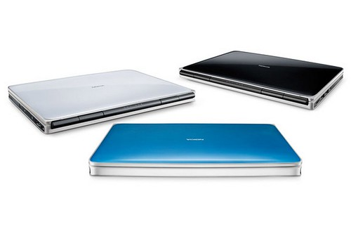 Nokia Booklet 3G color