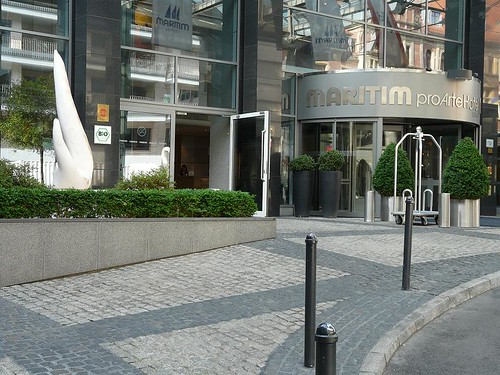 hotel MARITIM pro Arte Berlin 02