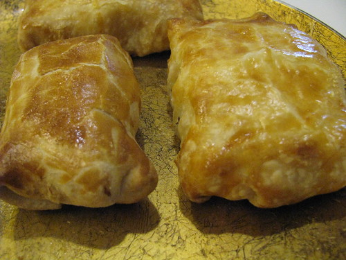 Chicken in Pastry
