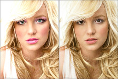 britney makeup (BETHGON blends) Tags: flickr princess spears pop princesa britney blend bethgon