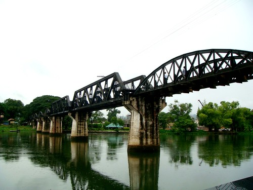 Brige Over The River Kwai @ Song About Jen