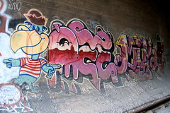 oze108 muk123 (Luna Park) Tags: nyc ny newyork graffiti tracks tunnel lunapark grunts trackside 907 oze108 muk123