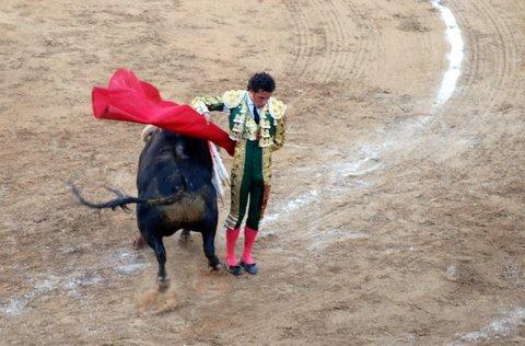 Corrida de Toros Feria Melilla 2009 179