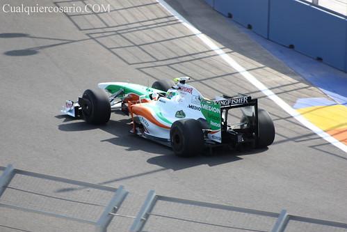 F1 en Valencia ( XIII )