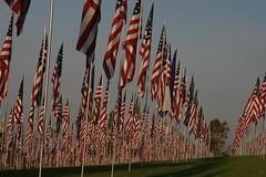 9.11 memorial at Pepperdine University
