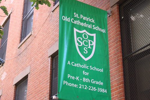St. Patricks Old Cathedral School
