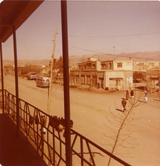 Herat, Afghanistan, pic 1, Dec 1975, en route to India with Budget Bus (budgetbus75) Tags: nepal india afghanistan bus london turkey iran budget greece ankara herat goreme totteridge agratajmahal delohi pookra akathmandu
