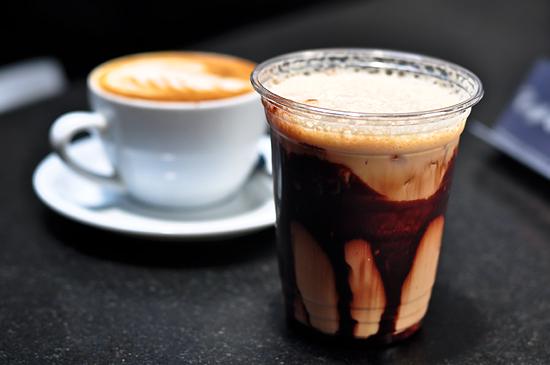 Blog Voyage, Caffe Luxxe - Santa Monica, CA