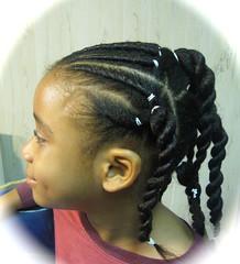 Flat twist w/ twists ponytails (mrsjehaan) Tags: black hair beads longhair bob twist shorthair ponytail braids naturalhair weave coils extensions locs shreds afropuff nappyhair crimps dreadlocs microbraids kinkytwist blackhairstyles combtwist scalpbraids