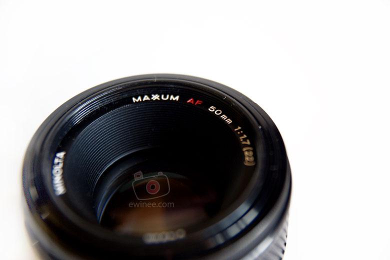 50mm-Minolta-f1.7crossedx