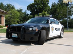Town & Country Police Dodge Charger_P9160415 (Wampa-One) Tags: blackandwhite police missouri policecar cruiser dodgecharger patrolcar towncountrymo townandcountrymo cityoftownandcountry