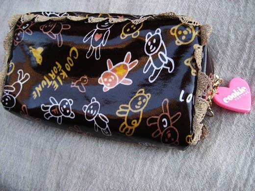 Make-up bag from cookie FORTUNE