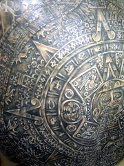 CALENDARIO AZTECA ESPALDA 4 (roca tattoo studio) Tags: tattoo arte maya cultura tatuaje calendario azteca precolombino prehispanico