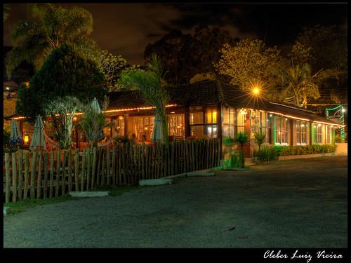 Restaurante no Sambaqui