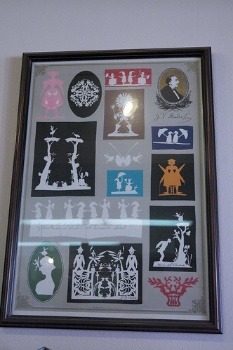 Hans Christian Anderson Papercuts