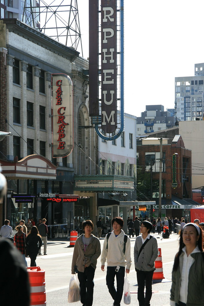 Granville Street Vancouver