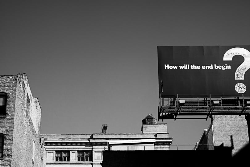 Variation on a Theme: Billboard Wisdom (15/365)